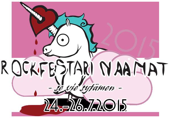 Rockfestari Naamat 2015
